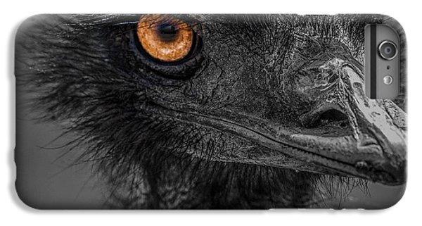 Emu IPhone 6 Plus Case by Paul Freidlund