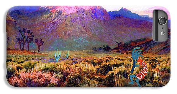 Enchanted Kokopelli Dawn IPhone 6 Plus Case