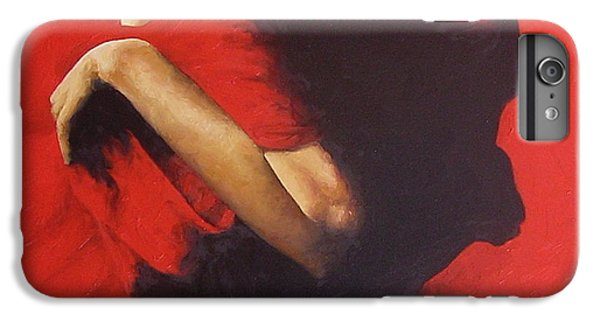Nudes iPhone 6 Plus Case - Entrapped by Trisha Lambi