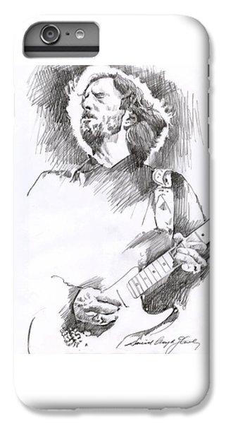 Eric Clapton Sustains IPhone 6 Plus Case