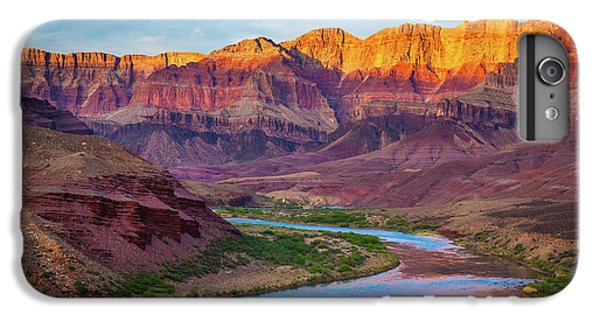 Mountain iPhone 6 Plus Case - Evening At Cardenas by Inge Johnsson