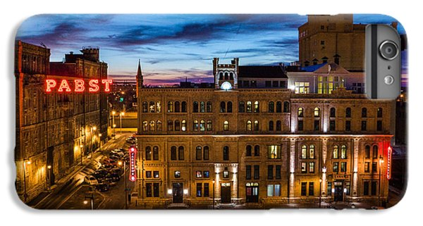 Evening At Pabst IPhone 6 Plus Case by Bill Pevlor