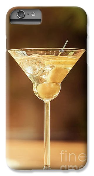 Evening With Martini IPhone 6 Plus Case by Ekaterina Molchanova