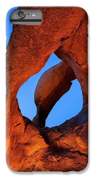 Evening's  Eye IPhone 6 Plus Case by Mike Lang