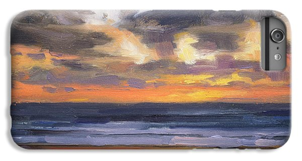 Pacific Ocean iPhone 6 Plus Case - Eventide by Steve Henderson
