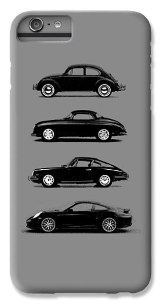 Transportation iPhone 6 Plus Case - Evolution by Mark Rogan