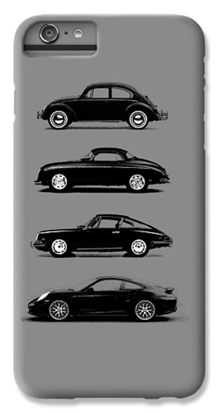 Evolution IPhone 6 Plus Case by Mark Rogan