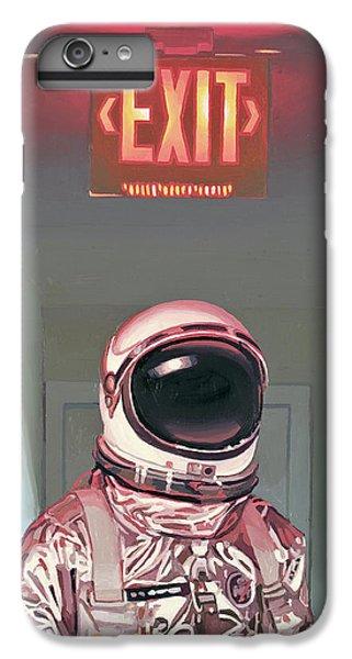 Exit IPhone 6 Plus Case by Scott Listfield