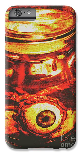 Visual iPhone 6 Plus Case - Eyes Of Formaldehyde by Jorgo Photography - Wall Art Gallery