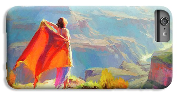 Grand Canyon iPhone 6 Plus Case - Eyrie by Steve Henderson
