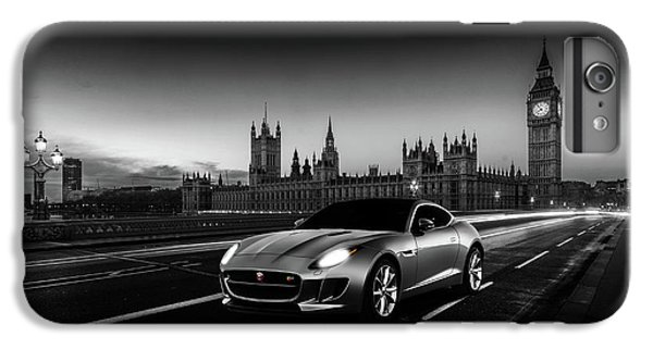 F-type In London IPhone 6 Plus Case