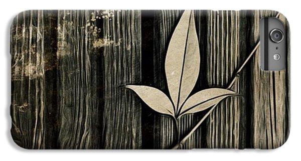 Fallen Leaf IPhone 6 Plus Case