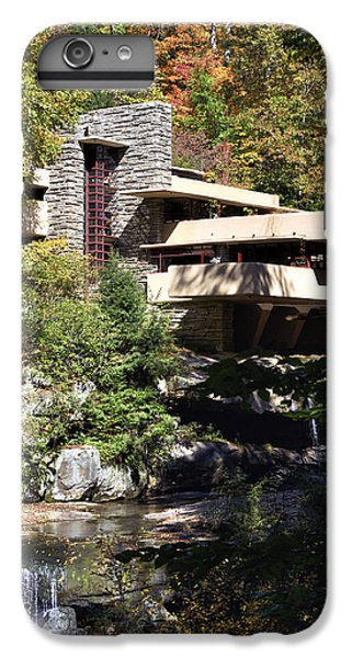Frank Lloyd Wright Iphone 6 Plus Cases Fine Art America