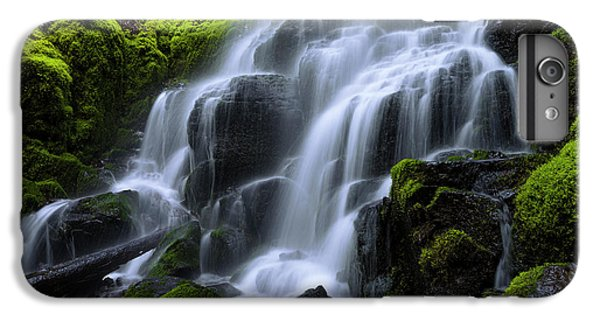 Nature Trail iPhone 6 Plus Case - Falls by Chad Dutson