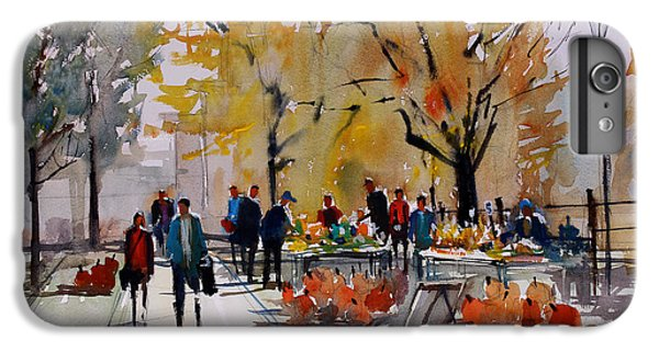 Farm Market - Menasha IPhone 6 Plus Case