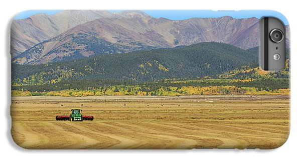 Farming In The Highlands IPhone 6 Plus Case by David Chandler