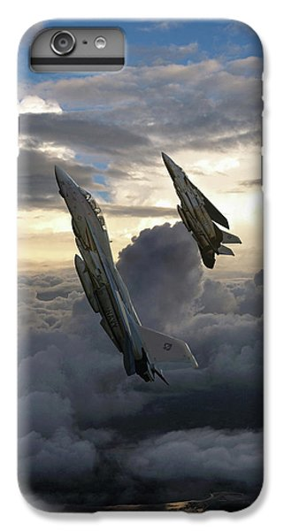 Fast Eagle Section IPhone 6 Plus Case by Dorian Dogaru