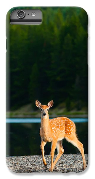 Fawn IPhone 6 Plus Case by Sebastian Musial