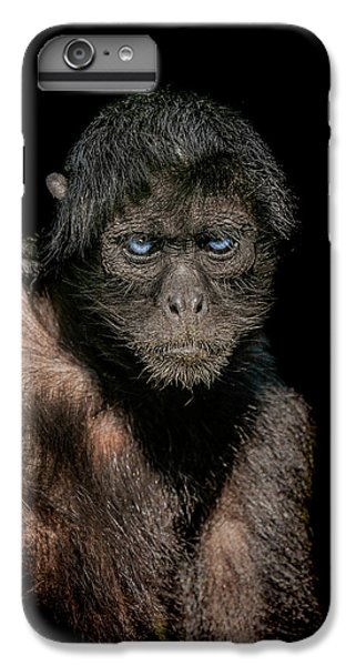 Spider iPhone 6 Plus Case - Fearless by Paul Neville