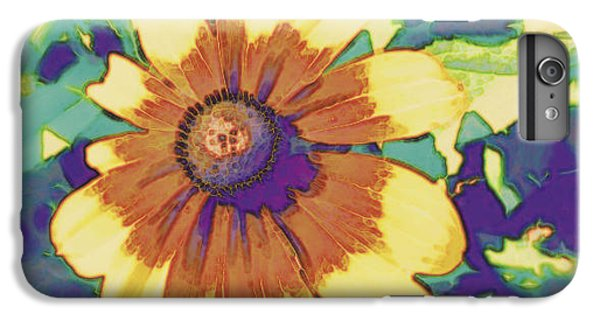 IPhone 6 Plus Case featuring the photograph Feeling Groovy by Karen Shackles
