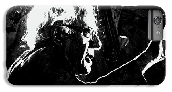 Feeling The Bern IPhone 6 Plus Case by Brian Reaves