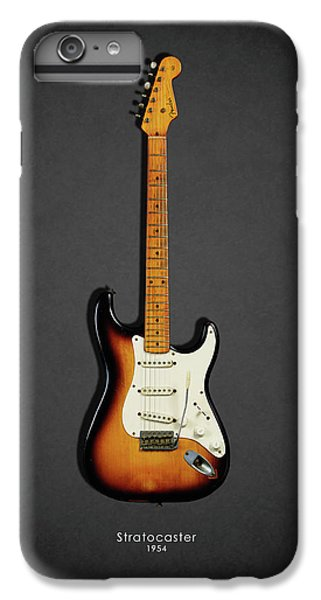 Music iPhone 6 Plus Case - Fender Stratocaster 54 by Mark Rogan
