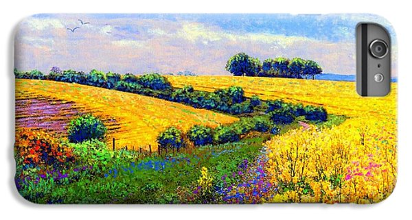 Fields Of Gold IPhone 6 Plus Case