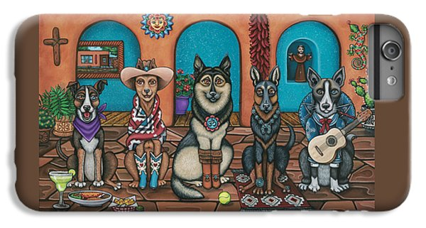 Fiesta Dogs IPhone 6 Plus Case