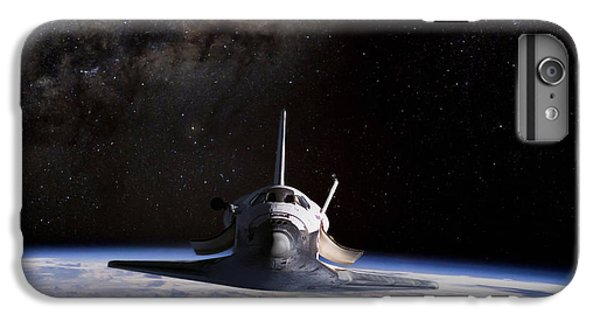 Final Frontier IPhone 6 Plus Case by Peter Chilelli