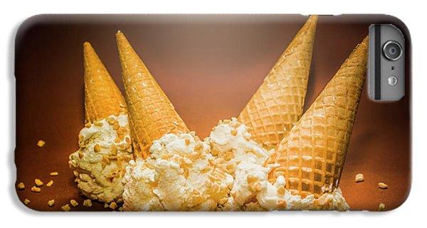 Fine Art Ice Cream Cone Spill IPhone 6 Plus Case