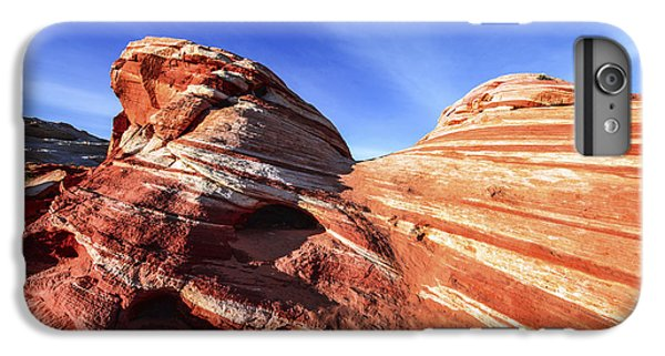 Desert iPhone 6 Plus Case - Fire Wave by Chad Dutson
