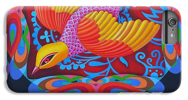 Firey-tailed Flier IPhone 6 Plus Case