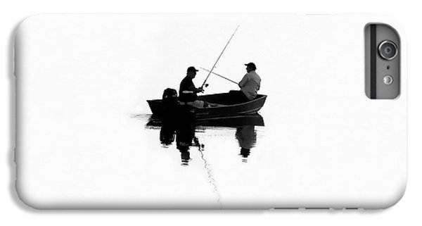 Fishing Buddies IPhone 6 Plus Case by David Lee Thompson