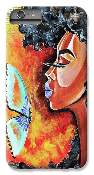iPhone 6 Plus Case - Flawed by Artist RiA