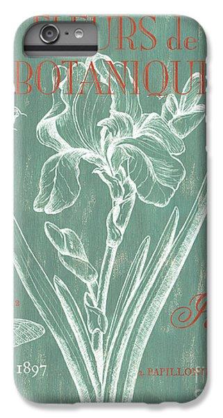 Irises iPhone 6 Plus Case - Fleurs De Botanique by Debbie DeWitt
