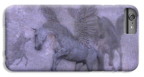 Pegasus iPhone 6 Plus Case - Flight by Betsy Knapp