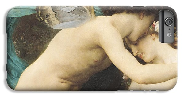 Flora And Zephyr IPhone 6 Plus Case by William Adolphe Bouguereau
