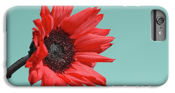 Flowers iPhone 6 Plus Case - Floral Energy by Aimelle