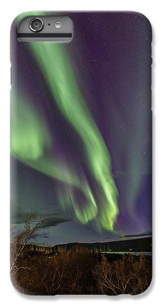 Flowing Aurora IPhone 6 Plus Case