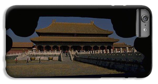 Forbidden City, Beijing IPhone 6 Plus Case