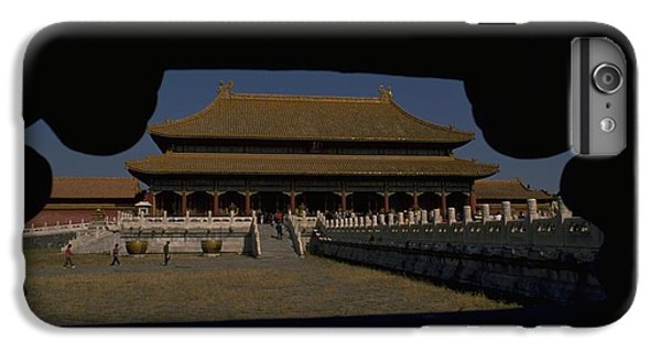 Forbidden City, Beijing IPhone 6 Plus Case by Travel Pics