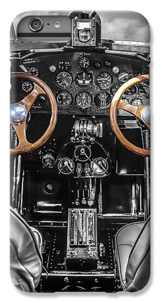 Cockpit Controls iPhone 6 Plus Cases | Fine Art America