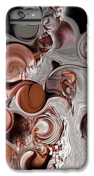 Fragment Of Modern Contrast IPhone 6 Plus Case
