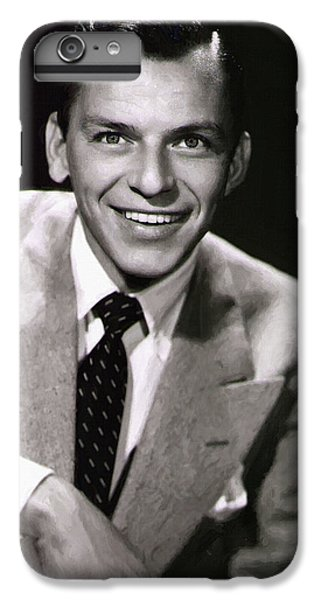 iPhone 6 Plus Case - Frank Sinatra 13 by Frank Sinatra
