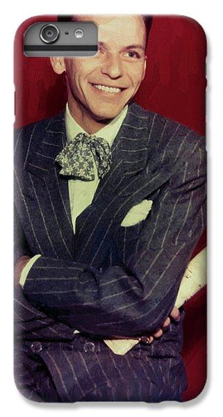 iPhone 6 Plus Case - Frank Sinatra 15 by Frank Sinatra