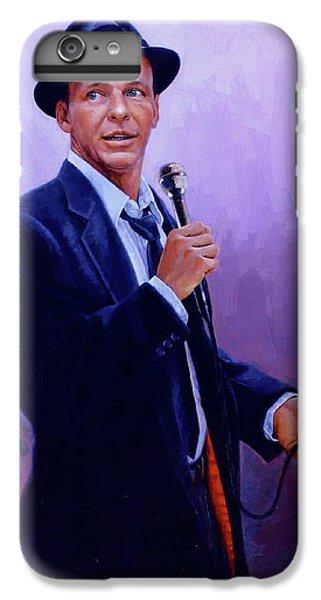 iPhone 6 Plus Case - Frank Sinatra 17 by Frank Sinatra