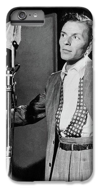 iPhone 6 Plus Case - Frank Sinatra 18 by Frank Sinatra