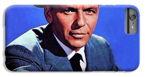 iPhone 6 Plus Case - Frank Sinatra 24 by Frank Sinatra