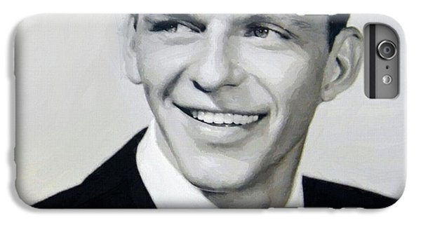 iPhone 6 Plus Case - Frank Sinatra 4 by Frank Sinatra