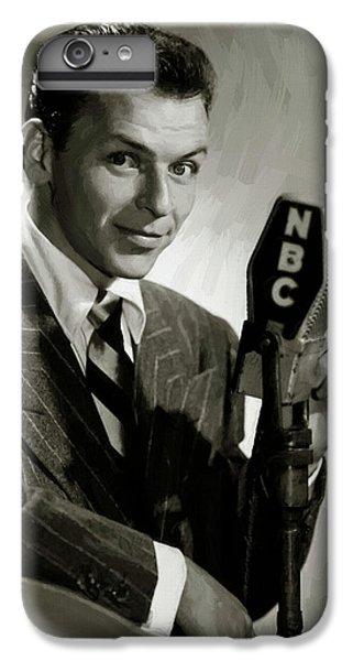 iPhone 6 Plus Case - Frank Sinatra 7 by Frank Sinatra